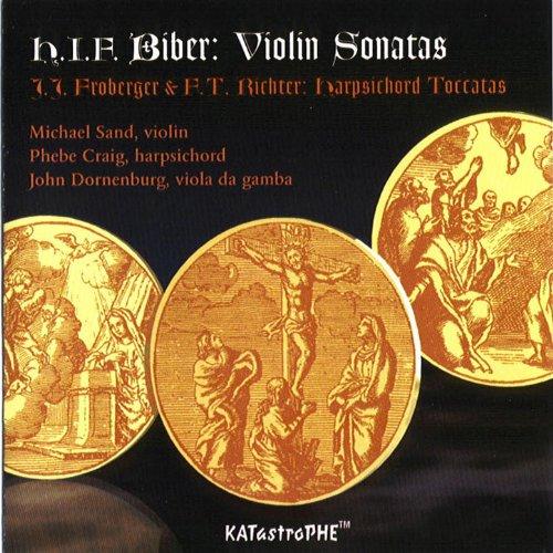 Biber: Rosary Sonata 1 in D Minor The Annunciation