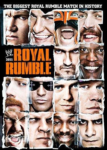 WWE: Royal Rumble 2011 by The Miz (Wwe Royal Rumble Filme)
