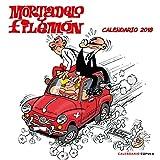 Calendario Mortadelo y Filemón 2018 (Calendarios y agendas)