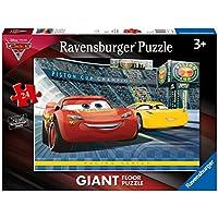 Ravensburger Italy 05517 3 - Puzzle Disney Cars