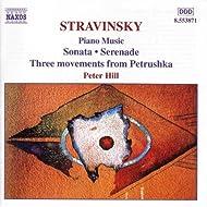 Stravinsky: Sonata / Serenade / 3 Movements From Petrushka