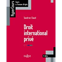 Droit international privé - 5e ed.