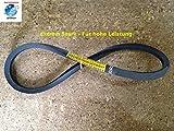 Nr.167: Keilriemen für MTD Minirider 60 E 13A4054-600 (2008) 754-0453 Geribe