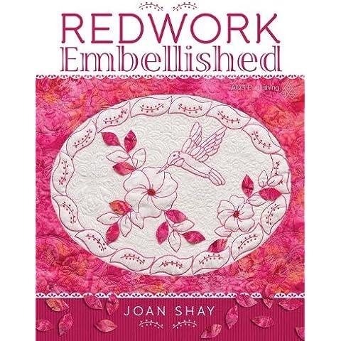 Redwork Embellished