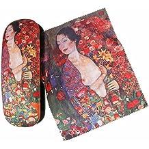Set Gafas funda y paño para limpieza Klimt–Bailarinas de Artis Vivendi