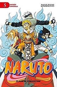 Naruto nº 05/72 par Masashi Kishimoto