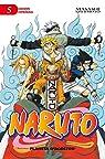 Naruto nº 05/72 par Kishimoto