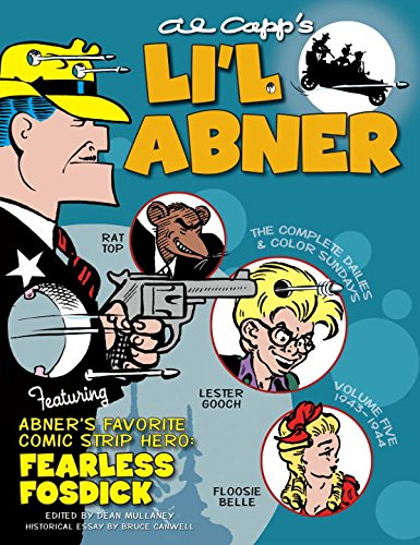 Li'l Abner: The Complete Dailies and Color Sundays, Vol. 5: 1943–1944