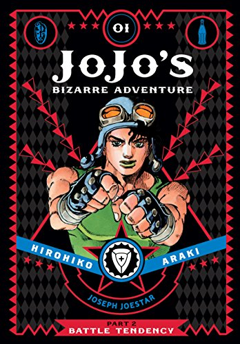 JoJo's Bizarre Adventure: Part 2--Battle Tendency, Vol. 1 (English Edition)