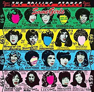 Some Girls - Édition Deluxe Limitée (2 CD - 12 Titres Inédits) by The Rolling Stones (B005N95JA4) | Amazon price tracker / tracking, Amazon price history charts, Amazon price watches, Amazon price drop alerts