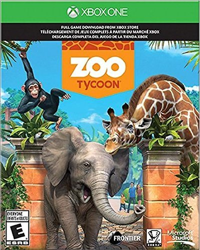 Zoo Tycoon (Xbox One) - Full Game Download by Frontier