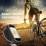 Fahrrad lenkertasche, Ubegood Handyhalter Fahrrad Tasche mit wasserdichte für iPhone 6s Plus/6 Plus/Samsung s7 edge andere bis zu 5,5 Zoll Smartphone -