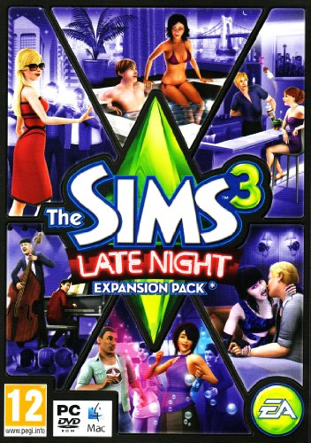 Die Sims 3: Late Night, Expansion Pack - [PC/Mac] (Late Night Sims)