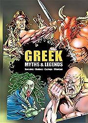 Greek Myths And Legends (Bindup)