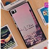 Prevoa ® 丨 Xiaomi MI 3 Mi3 M3 Funda - Colorful Hard Plastic Funda Cover Case para Xiaomi MI 3 Mi3 M3 5,0 Pulgadas Android Smartphone - 11