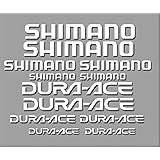 Pegatinas Shimano Dura-Ace R227 Stickers AUFKLEBER Decals AUTOCOLLANTS ADESIVI