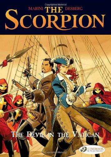 Scorpion, The Vol.2: The Devil in the Vatican (Scorpion (Cinebook)) por Stephen Desberg