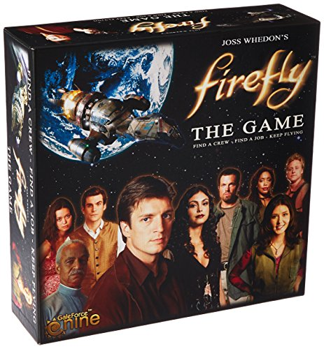 (Gale Force Nine GF9FIRE1 - Kartenspiel Firefly: The Game)