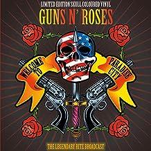 Guns N Roses - The Legendary Ritz Broadcast: Limited Edition on Skull Coloured Vinyl [VINYL]