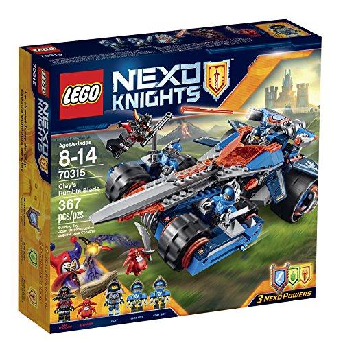 Lego Nexoknights Lame ronronnement de l'argile 70315
