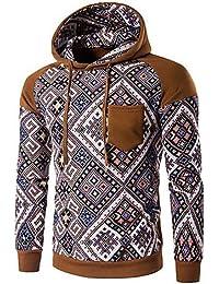 Amazon.it: felpa a righe 50 100 EUR Uomo: Abbigliamento