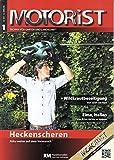 : Motorist 1 2017 Wildkrautbeseitigung Heckenscheren Zeitschrift Magazin Einzelheft Heft Gartenbau Landschaftsbau