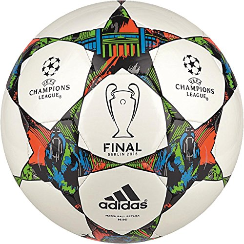 adidas uefa champions league Finale Berlín 2015Mini–Balón de fútbol, talla 1–tamaño 1