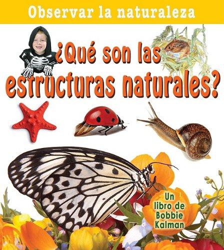 Que Son las Estructuras Naturales? (Observar La Naturaleza) por Bobbie Kalman