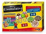 Noris Spiele 606076342 - Einmaleins (1+.2. Klasse), Kinderspiel