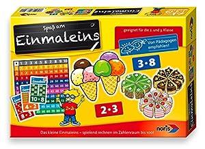 Noris Spiele Simba Dickie 606076342 Einmaleins - Juego Infantil para Contar (versión en alemán)