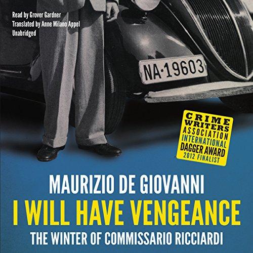 I Will Have Vengeance  Audiolibri