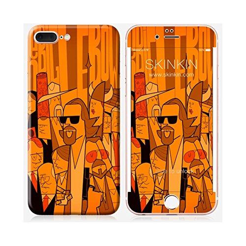 Coque iPhone 6 et 6S de chez Skinkin - Design original : Big Lebowski par Ale Giorgini Skin iPhone 7 Plus