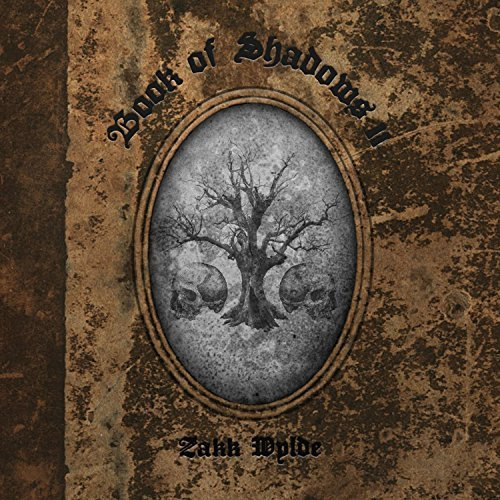Book of Shadows II by Zakk Wylde (2016-05-04)