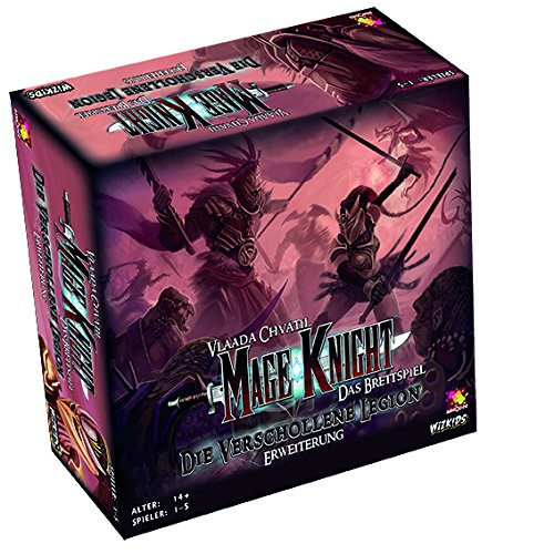 Mage Knight: Die verschollene Legion deutsche Version