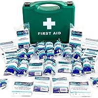 HSE Genehmigt Erste-Hilfe-Kit in Hart Box-1-20 Person/Personal-Notfall-Verletzungen-Set preisvergleich bei billige-tabletten.eu