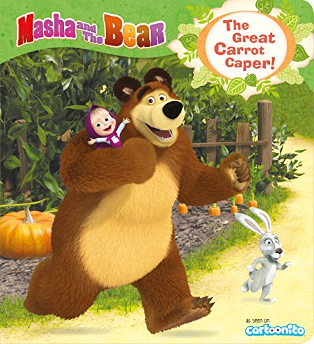 Masha and the Bear: The Great Carrot Caper