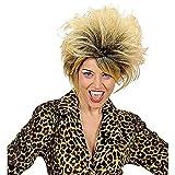 80er Jahre Pop Star Damen Perücke