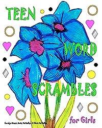 Teen Word Scrambles for Girls