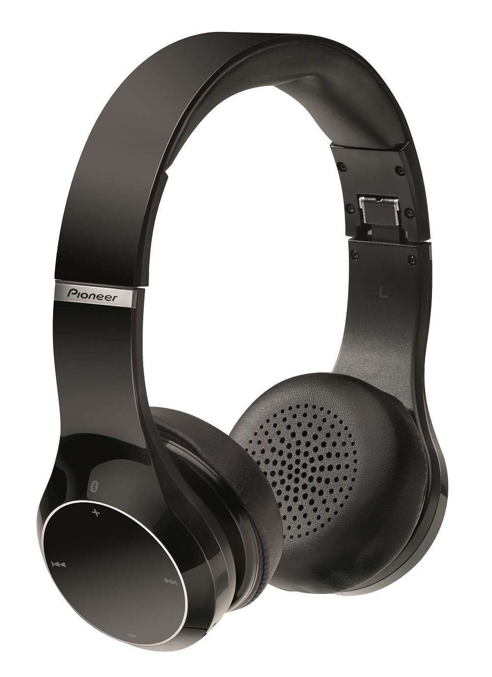 pioneer bluetooth headphones. pioneer se-mj771bt-k bluetooth headphones with nfc and: amazon.co.uk: electronics o