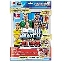 Topps Match Attax - 2017/18 Sammelkarten - Booster, Starter, Display - Deutsch