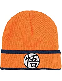 Dragon Ball Z - Bonnet beanie logo - Orange - Elbenwald