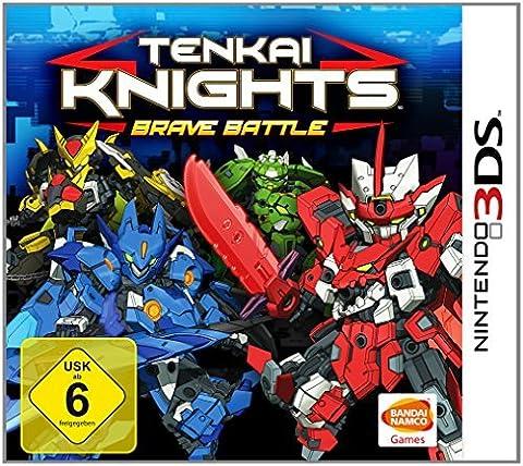 BANDAI NAMCO 3DS Tenkai Knights: by