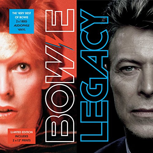 Legacy: The Very Best of Bowie [180g VINYL]