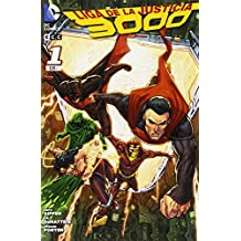 Liga de la Justicia 3000 núm. 01