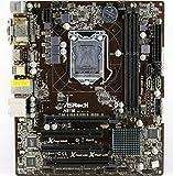 ASRock H81M Mainboard Sockel LGA 1150 (micro-ATX, DDR3) Bulkware