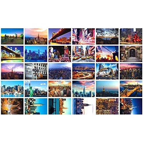 Sammler 30 PCS 1 Satz Welt Künstlerische Schöne Postkarten, New York City