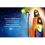Jesus Poster   Motivational And Inspirational Poster   Home And Office Decor Wall Sticker   Digital Printing   Wall Art   Wall Poster   Matte Finish Digital Printing