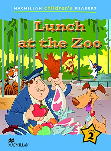 MCHR 2 Lunch at the Zoo (Macmillan Children Reader)
