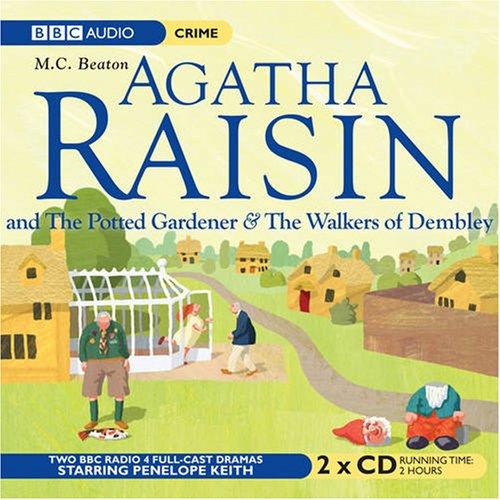 Agatha Raisin: The Potted Gardener & The Walkers Of Dembley Vol 2 (Cast Walker)