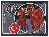 Panini EURO 2016 France - Sticker #349 (Türkei)